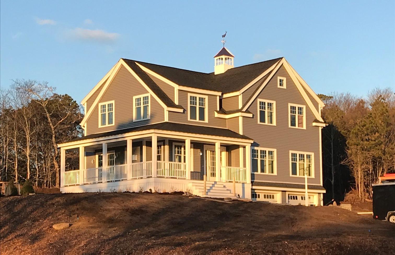 Transitional Cottage